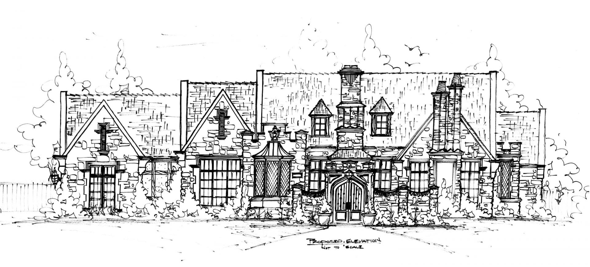 New Home Designs Fort Worth Grand Home Designs Inc